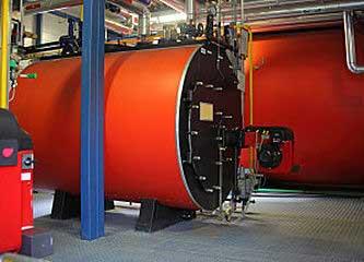dynamic descaler descales boilers