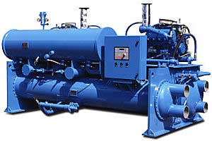dynamic descaler descales condensers and chillers